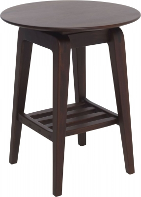 Ercol Lugo Tulipwood Side Table