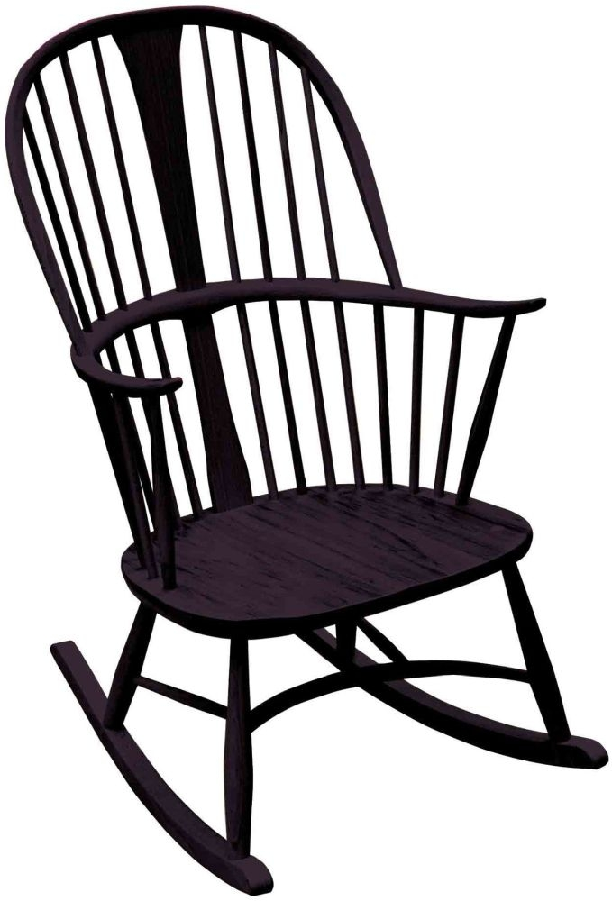 Ercol Originals Chairmakers Rocking Chair - Painted