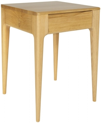 Ercol Romana Oak Lamp Table