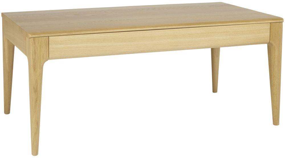 Ercol Romana Oak Coffee Table