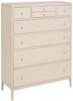 Ercol Salina 8 Drawer Tall Chest