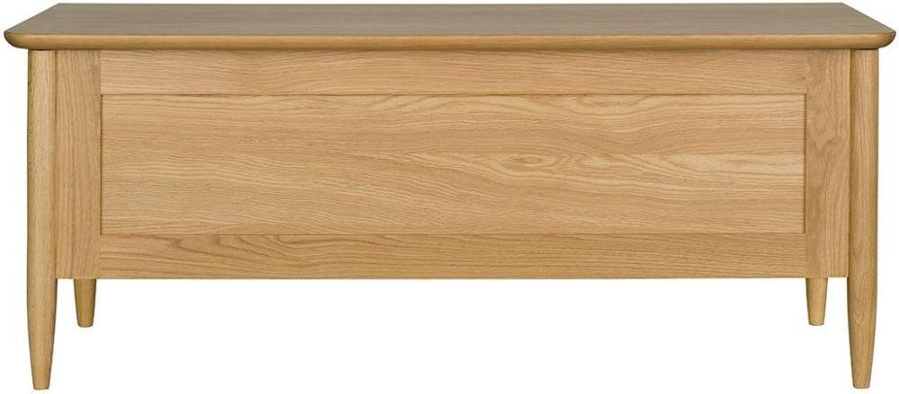 Ercol Teramo Oak Storage Bench