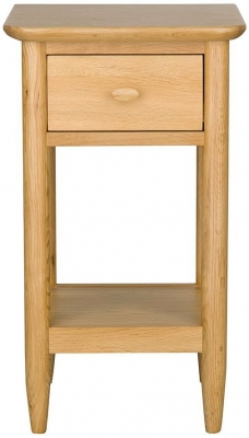 Ercol Teramo Oak Compact Side Table