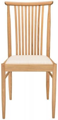 Ercol Teramo Oak Dining Chair