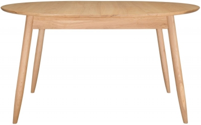 Ercol Teramo Oak Extending Dining Table