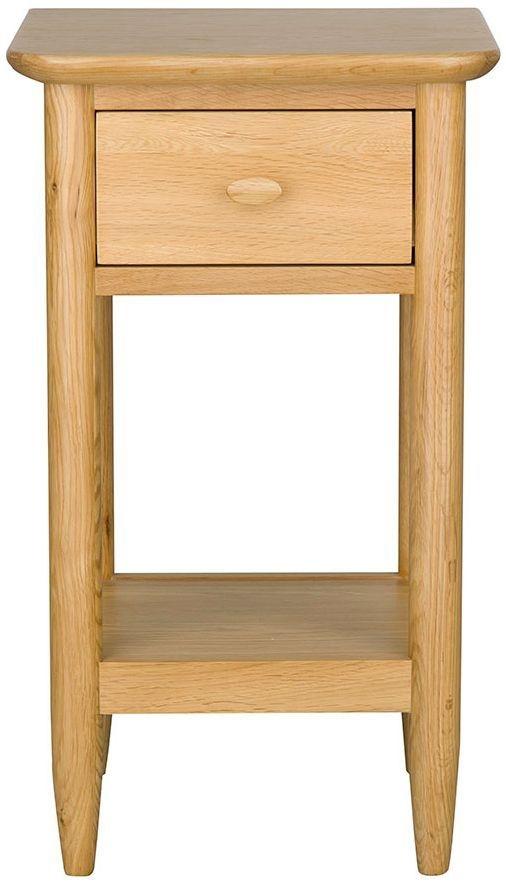 Ercol Teramo Oak Compact Side Table