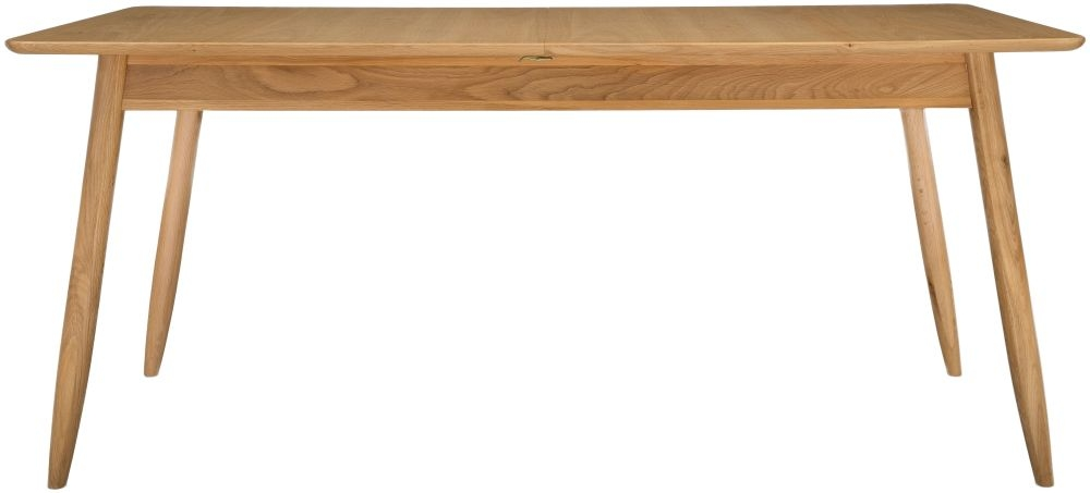 Ercol Teramo Oak Large Extending Dining Table