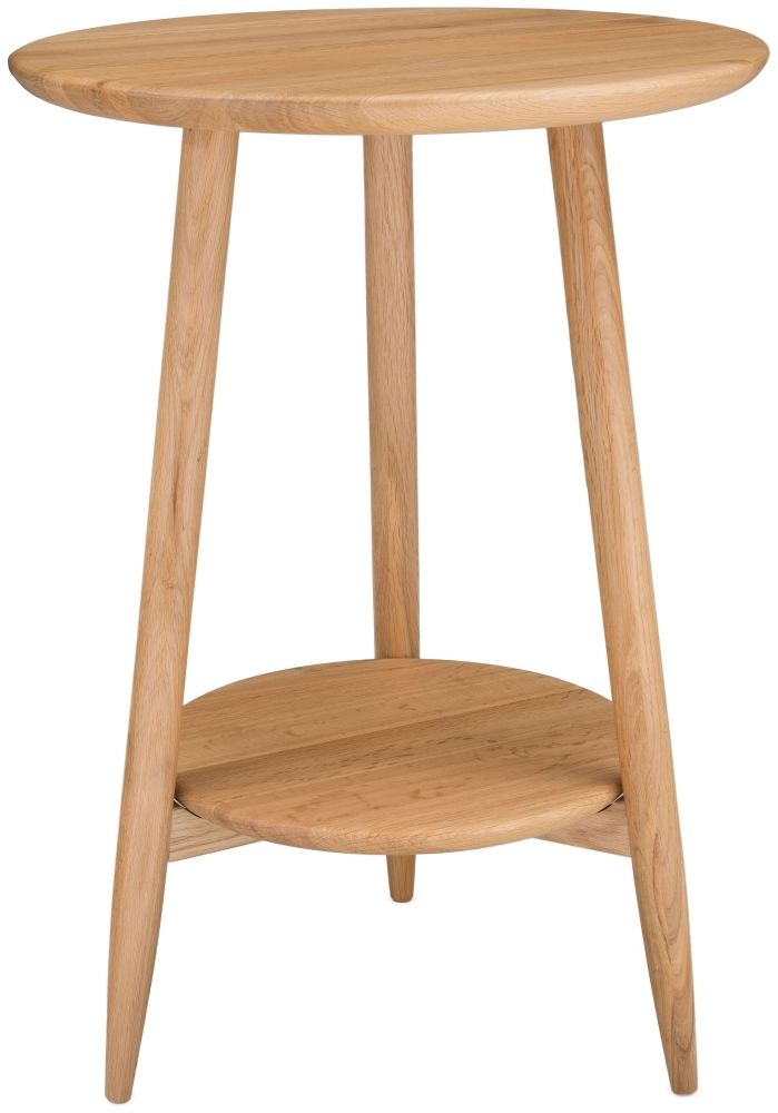 Ercol Teramo Oak Side Table