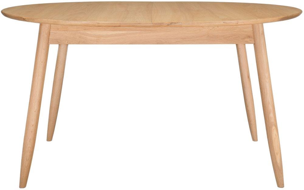 Ercol Teramo Oak Extending Dining Table