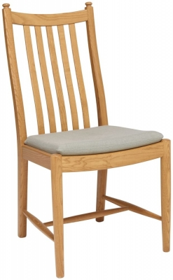 Ercol Penn Oak Classic Dining Chair