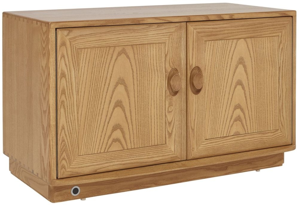 Ercol Windsor IR TV Unit
