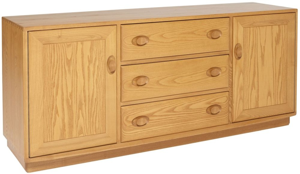 Ercol Windsor Large Sideboard