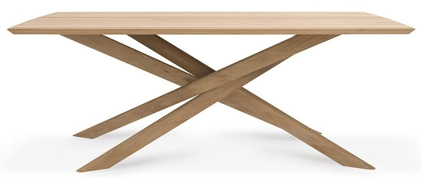 Ethnicraft Oak Mikado Dining Table