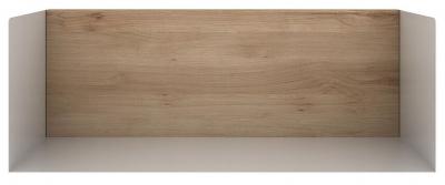 Ethnicraft Oak White Medium U Shelf