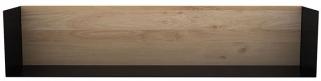Ethnicraft Oak Black U Large Shelf