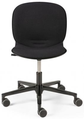Ethnicraft RBM Noor Black Office Chair