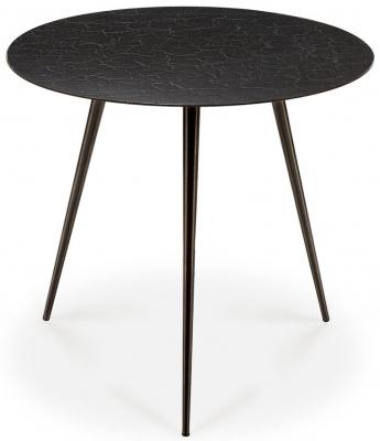 Ethnicraft Luna Black Coffee Table