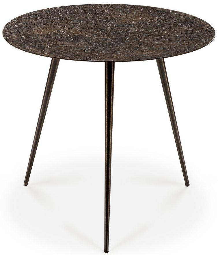 Ethnicraft Luna Whisky Coffee Table