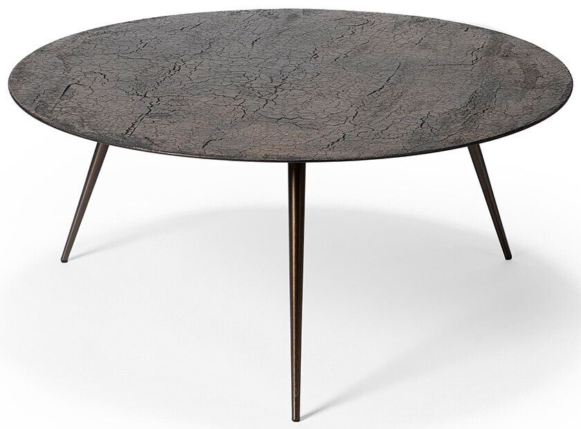 Ethnicraft Luna Whisky Large Coffee Table