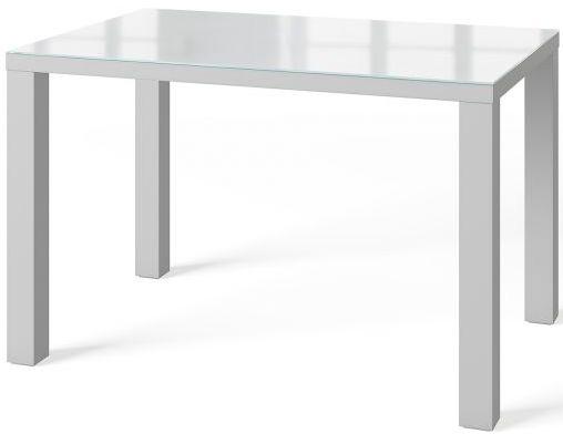 Blanca Grey High Gloss Dining Table