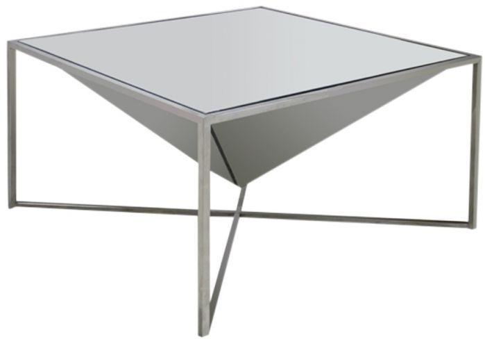 Iceberg Mirrored Coffee Table