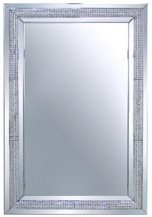 Bling Rectangular Mirror - 80cm x 120cm