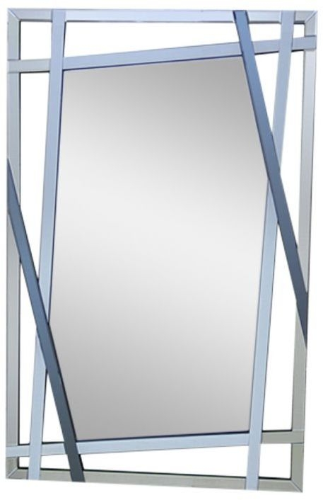Contempo Rectangular Mirror - 76.5cm x 119.5cm