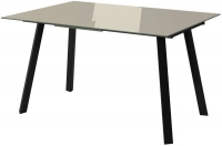 Ramos Taupe Extending Dining Table