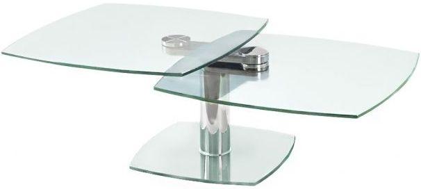 Nero Swivel Extending Coffee Table