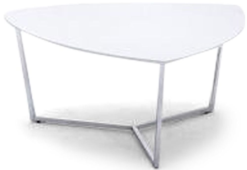 Tesla White High Gloss Coffee Table