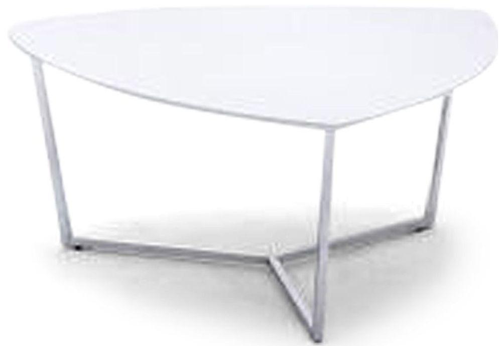 Tesla White High Gloss Coffee Table