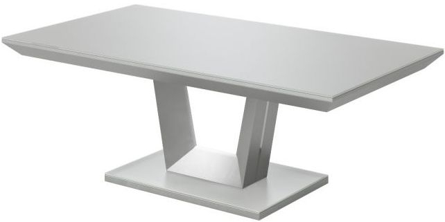 Vivaldi Matt Grey Coffee Table