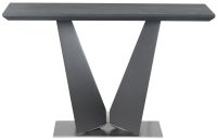 Westin Grey Ceramic Console Table