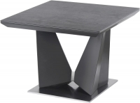 Westin Grey Ceramic Side Table