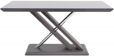 Xavi Grey Walnut Dining Table
