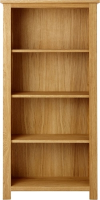 Aston Oak Bookcase