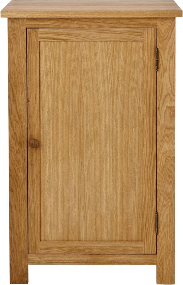 Aston Oak Large Cupboard