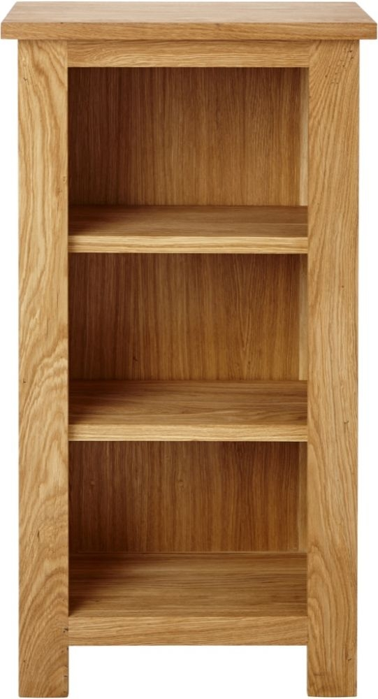 Aston Oak Small Bookcase