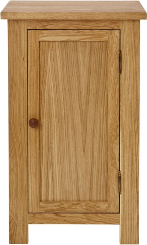 Aston Oak Small Cupboard