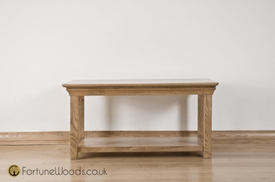 Bordeaux Oak Coffee Table
