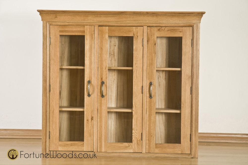Bordeaux Oak Dresser Top - 4ft 6in