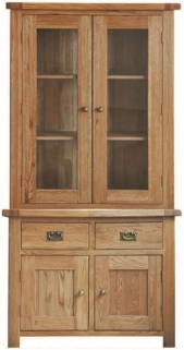 Country Oak Dresser