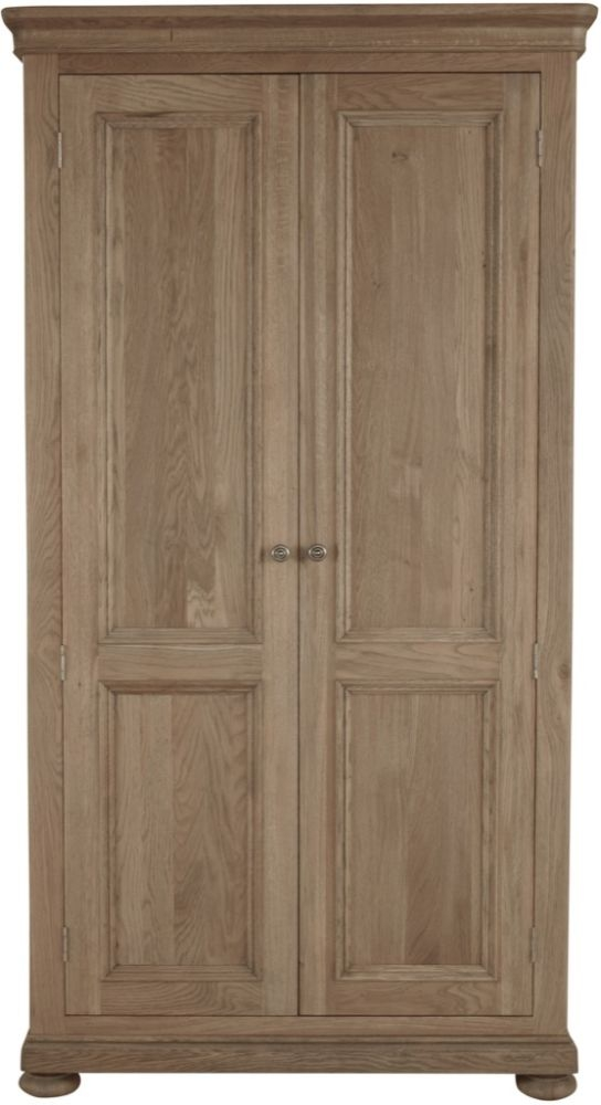 Huntington Oak 2 Door Wardrobe