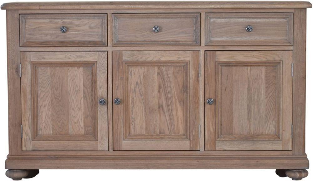 Huntington Oak Large Sideboard