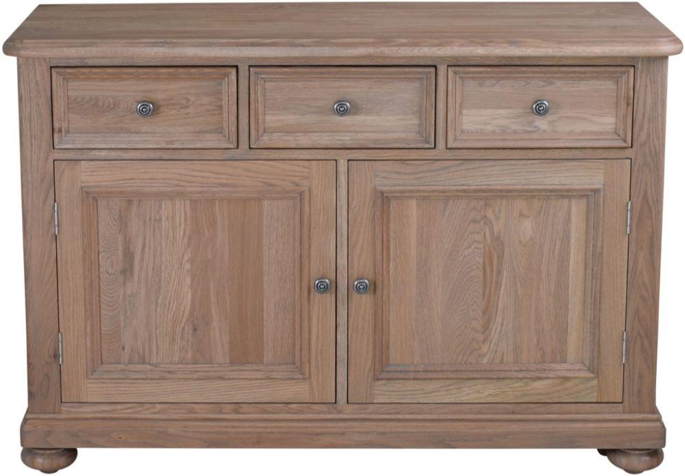 Huntington Oak Sideboard