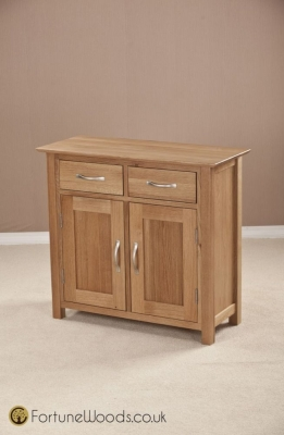 Milano Oak Sideboard - Small