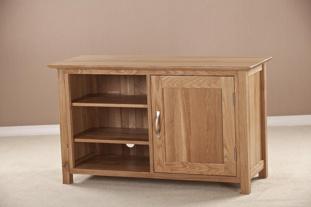 Milano Oak TV Unit