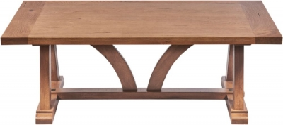 Modesto Oak Coffee Table