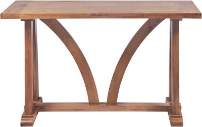 Modesto Oak Console Table