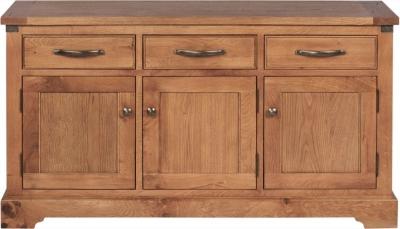 Modesto Oak Sideboard